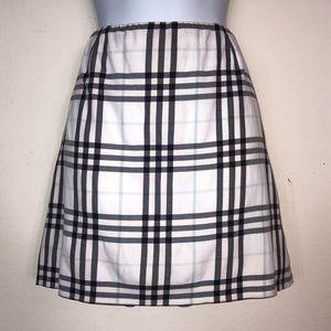 Burberry Classic Check Skirt